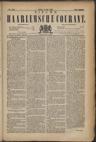Nieuwe Haarlemsche Courant 1892-05-13