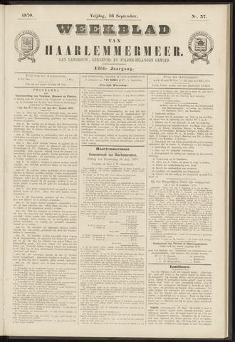 Weekblad van Haarlemmermeer 1870-09-16