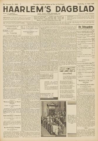 Haarlem's Dagblad 1935-04-11