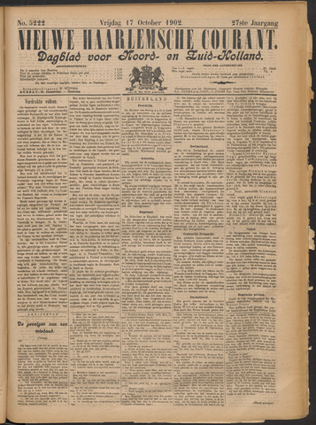 Nieuwe Haarlemsche Courant 1902-10-17