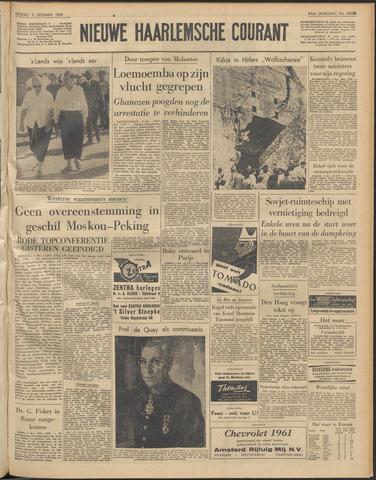 Nieuwe Haarlemsche Courant 1960-12-02