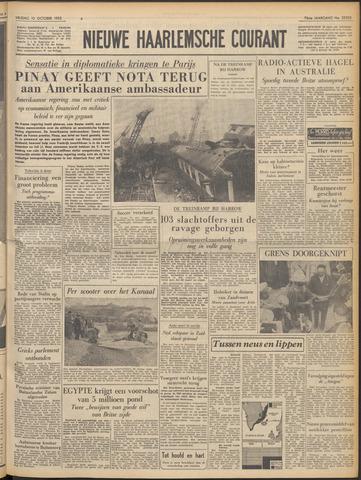 Nieuwe Haarlemsche Courant 1952-10-10