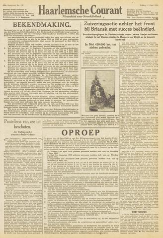 Haarlemsche Courant 1943-06-04