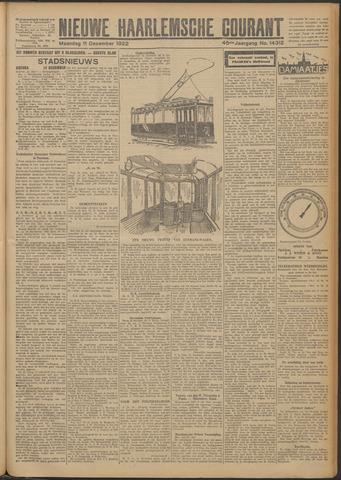 Nieuwe Haarlemsche Courant 1922-12-11