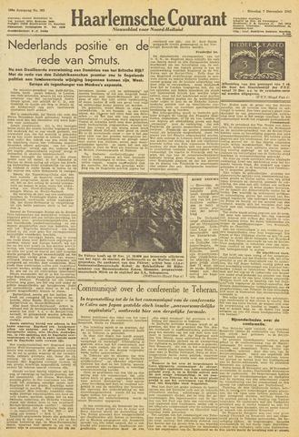 Haarlemsche Courant 1943-12-07