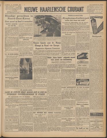 Nieuwe Haarlemsche Courant 1950-11-18