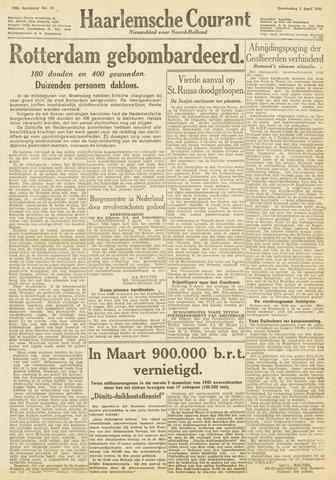 Haarlemsche Courant 1943-04-01