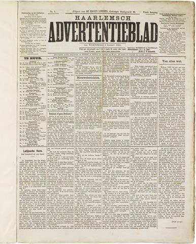 Haarlemsch Advertentieblad 1882-01-04