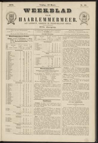 Weekblad van Haarlemmermeer 1870-03-18