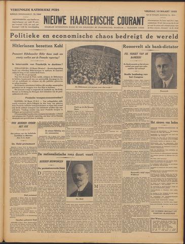 Nieuwe Haarlemsche Courant 1933-03-10