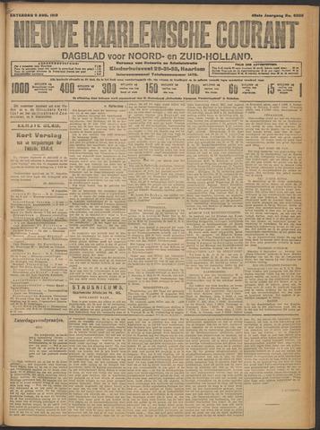 Nieuwe Haarlemsche Courant 1913-08-09