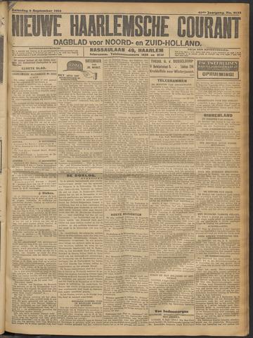 Nieuwe Haarlemsche Courant 1916-09-09
