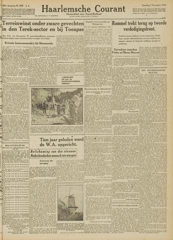 Haarlemsche Courant 1942-11-07