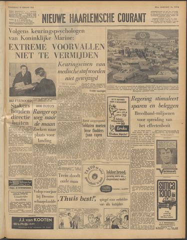 Nieuwe Haarlemsche Courant 1965-02-18