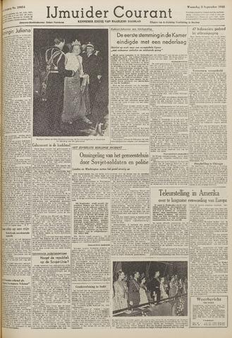 IJmuider Courant 1948-09-08