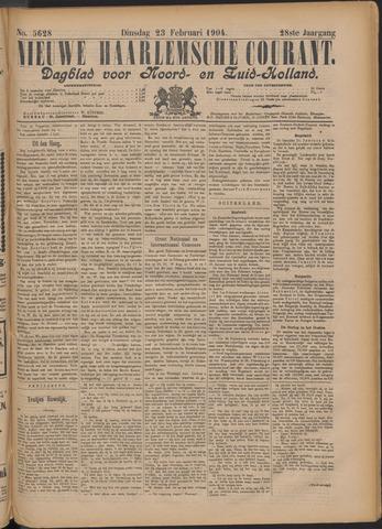 Nieuwe Haarlemsche Courant 1904-02-23