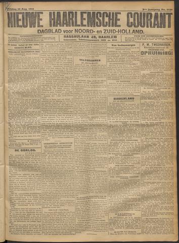 Nieuwe Haarlemsche Courant 1916-08-25