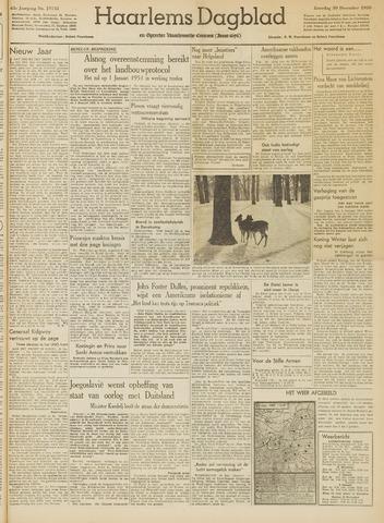 Haarlem's Dagblad 1950-12-30