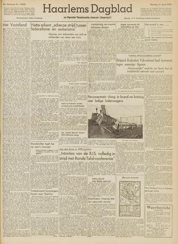 Haarlem's Dagblad 1950-04-11
