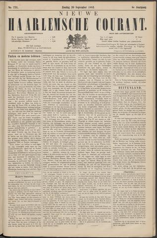 Nieuwe Haarlemsche Courant 1883-09-30