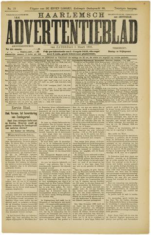 Haarlemsch Advertentieblad 1898-03-05
