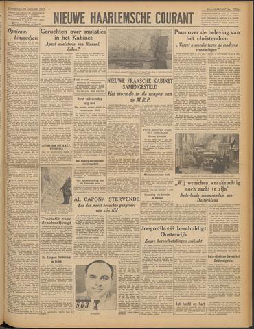 Nieuwe Haarlemsche Courant 1947-01-23