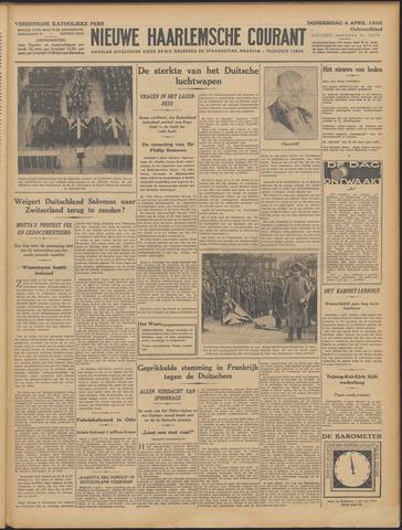 Nieuwe Haarlemsche Courant 1935-04-04