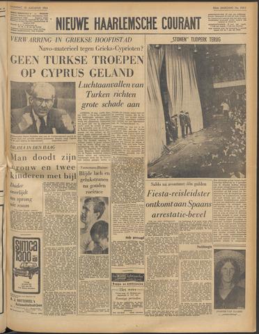Nieuwe Haarlemsche Courant 1964-08-10