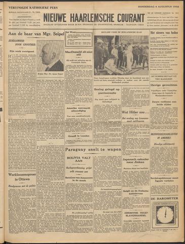 Nieuwe Haarlemsche Courant 1932-08-04