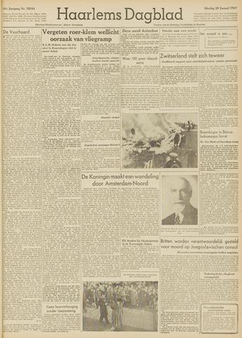 Haarlem's Dagblad 1947-01-28