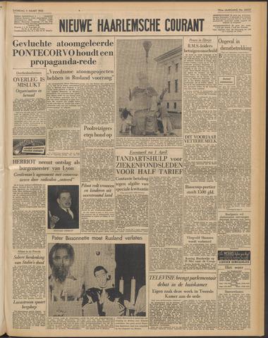 Nieuwe Haarlemsche Courant 1955-03-05