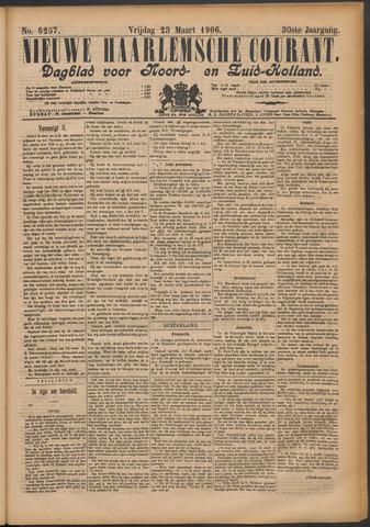 Nieuwe Haarlemsche Courant 1906-03-23