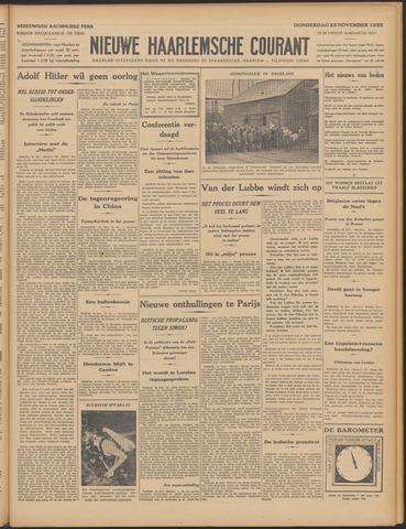 Nieuwe Haarlemsche Courant 1933-11-23