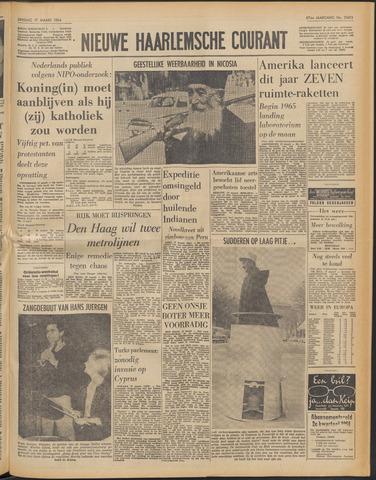 Nieuwe Haarlemsche Courant 1964-03-17