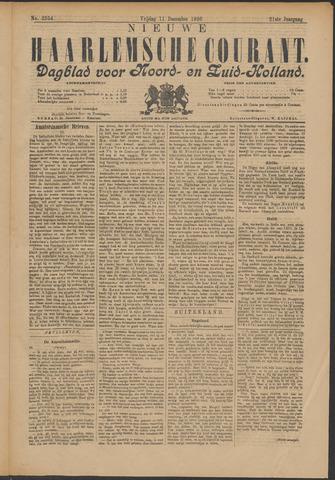 Nieuwe Haarlemsche Courant 1896-12-11