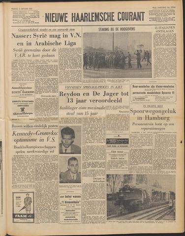 Nieuwe Haarlemsche Courant 1961-10-06