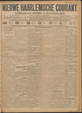 Nieuwe Haarlemsche Courant 1910-01-18