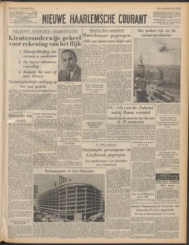 Nieuwe Haarlemsche Courant 1955-02-14