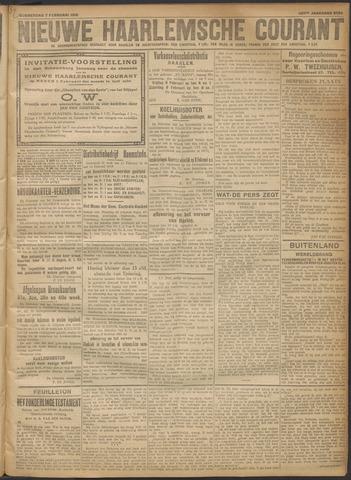 Nieuwe Haarlemsche Courant 1918-02-07