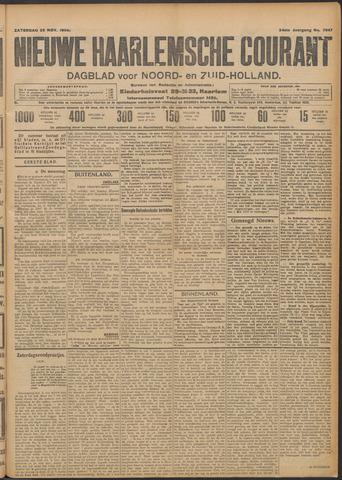 Nieuwe Haarlemsche Courant 1909-11-20