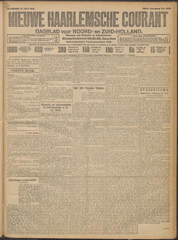 Nieuwe Haarlemsche Courant 1913-07-19