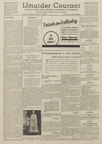 IJmuider Courant 1939-01-20