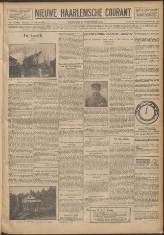 Nieuwe Haarlemsche Courant 1928-11-19