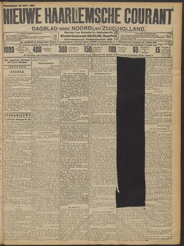 Nieuwe Haarlemsche Courant 1910-10-26