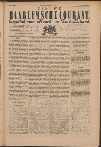 Nieuwe Haarlemsche Courant 1899-07-13