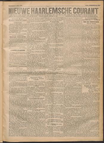 Nieuwe Haarlemsche Courant 1920-05-12