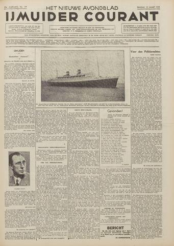 IJmuider Courant 1938-03-22