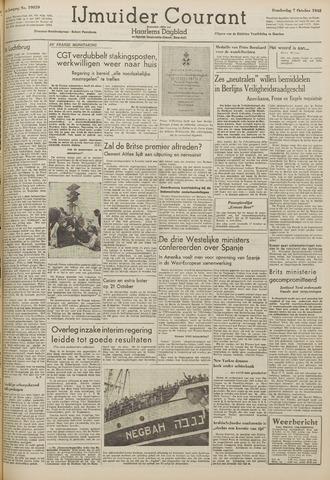 IJmuider Courant 1948-10-07