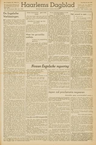 Haarlem's Dagblad 1945-07-28