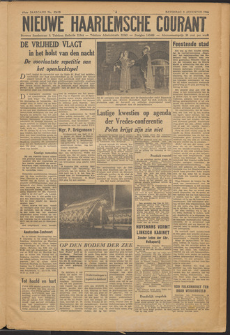 Nieuwe Haarlemsche Courant 1946-08-03